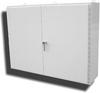 Powder Coated Steel NEMA 12 Wallmount Two Door Single Access -- E-424812TDW