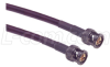 C1505A Coaxial Cable, BNC Male - Male, 10.0 ft -- C1505A-B-10
