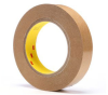 3M 465 Adhesive Transfer Tape Clear 1 in x 60 yd Roll -- 465 1IN X 60YDS -Image