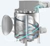 Vertical Single-Shaft Mixer / Ribbon Blender -- VM 7000
