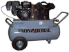 Iron Horse 6-HP 25-Gallon Gas Portable Air Compressor -- Model IHP60G25H1
