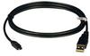 USB 2.0 Hi-Speed A to Mini-B Cable (A to 4Pin Mini-B, M/M) 6-ft. -- U028-006