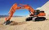 Doosan DX490LC-3 Crawler Excavator