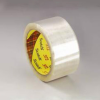 3M Scotch 372 Box Sealing Tape Transparent 48 mm x 50 m Roll -- 372 48MM X 50M TRANSPARENT