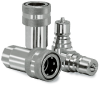 ISO B Stainless Steel Couplings -- Series 476 -- View Larger Image