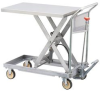 HLH Stainless Steel Hydraulic Lift Carts -- HHLH-S500SUS -Image