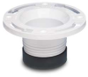 Closet Flange,Replacement,4 In Pipe Size -- 1VNH8