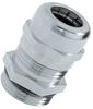 Nickel-Plated Brass Strain Relief with NPT Thread -- SKINTOP® MS- NPT/MSR- NPT