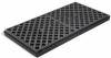 PIG Utility Tray with Grate -- PAK123