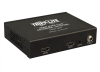 4-Port HDMI over Cat5/Cat6 Extender/Splitter, Box-Style Transmitter for Video and Audio, 1080p @60Hz up to 150-ft., TAA -- B126-004