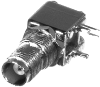RF Coaxial Cable Mount Connector -- RFT-1208 -Image