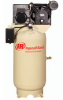 Ingersoll Rand Two-Stage Air Compressor Fully Packaged -- Model 2475N7.5-460.3-FP