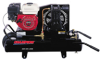 Lubricated Reciprocating Air Compressors -- Air-On-Line