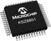 10/100 Base-T/TX Ethernet Controller with Generic 8/16/32-bit or SPI Interface -- KSZ8851