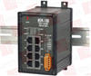 ICP DAS USA NSM-108 ( 10/100 MBPS INDUSTRIAL ETHERNET SWITCH HUB (8 PORTS), COMPACT METAL CASE ) -Image