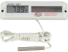 Digital Solar-Powered Thermometer -- Series DRFT