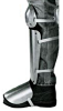 Chicago Protective Apparel Aluminum Alloy Instep Guard - LW-333 -- LW-333
