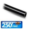 TUBING PUR 250ft REEL BLK 16mm OD -- PU16MBLK250