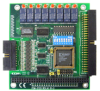 CIRCUIT BOARD, PC/104 8-ch Isolated DI & 8-ch Relay Card -- PCM-3725-AE