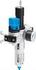 LFRS-3/4-D-MAXI-KB Filter/Regulator/Lubricator Unit -- 195094 -Image