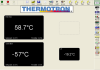 Thermotron Thermal Shock Chamber Controller -- 8825 Control