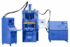 Four Post Composites Molding Press