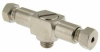 """1/16"""" OD Tubing Compression Fitting -- S5MCBT-16 -- View Larger Image"""
