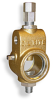 """Universal Sight Feed Valve, 1/4"""" Female NPT Inlet, 1/4"""" Male NPT Outlet, Tamperproof -- B2501-5 -Image"""