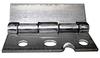 1874J10GL, Galvanized Custom Hinge