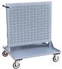 Louvered Bin Cart -- Model RF