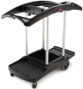 Rubbermaid Triple Capacity Cleaning Cart -- 10146