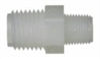 RN8-2PP(10 PACK) - Reducing Nipple, Polypropylene, 1/2
