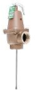 Lead Free* Automatic Re-seating Temperature and Pressure Relief Valve -- LFN240X