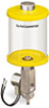Yellow Color Key, Clear View Full Flow Electro Dispenser, 1 pt Acrylic Reservoir, 120V/60Hz -- B5164-016AB1206YW -- View Larger Image
