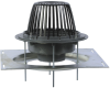 Roof Drain with Deck Flange/Adj. Extension -- RD-300-F -- View Larger Image
