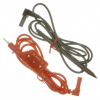 Test Leads - Banana, Meter Interface -- 290-1549-ND