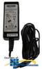 Valcom 0.6 Amp Receptacle Mount Power Supply -- VP-624D - Image