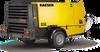 Towable Diesel Air Compressor -- Mobilair™ M125 -- View Larger Image