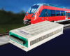 750Vdc Input, 500W Rugged DC-DC Converter for Railway and Other Heavy-duty Applications -- HVI 500R-FX - Image