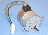 Stepper Gear Motor -- SGM35-30-30