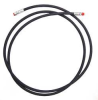 Output Hose,High Pressure,10 Ft,1/4 In -- 19C695