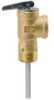 Lead Free* Temperature and Pressure Relief Valve -- LF10L