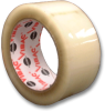 20933 Packing Sealing Tape, Clear, 100 YD Roll, 2