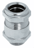 Nickel-Plated Brass Strain Relief Cable Glands with Sealing Capability up to 300ft (10 Bar), PG Thread -- SKINDICHT® SHV