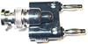 Adapter: Male BNC to Dual Banana Plugs -- BU-00261 - Image