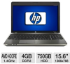 HP ProBook 4535s LJ502UT Notebook PC - AMD Quad-Core A6-3400 -- LJ502UT#ABA