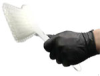 Disposable Nitrile Gloves (Black) Medium - Powder Free -- AX942MD