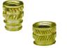 B4U Ultrasonic Brass Insert - Inch -- B4U-1032-375