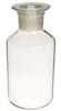Wheaton Wide-Mouth Bottles with Ground Glass Stoppers -- hc-02911308