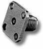 RF Coaxial Panel Mount Connector -- 5674-3CC -Image